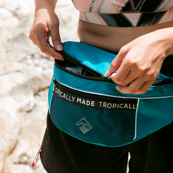 Trooper Belt Bag (Teal)