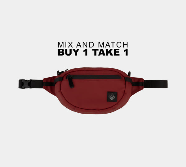 Off-Road Hip Bag (Dusk)