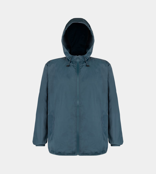 Vapour Packable Windbreaker (Teal Blue)