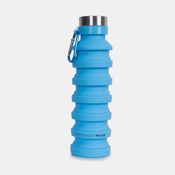 Quench Collapsible Tumbler (Blue)