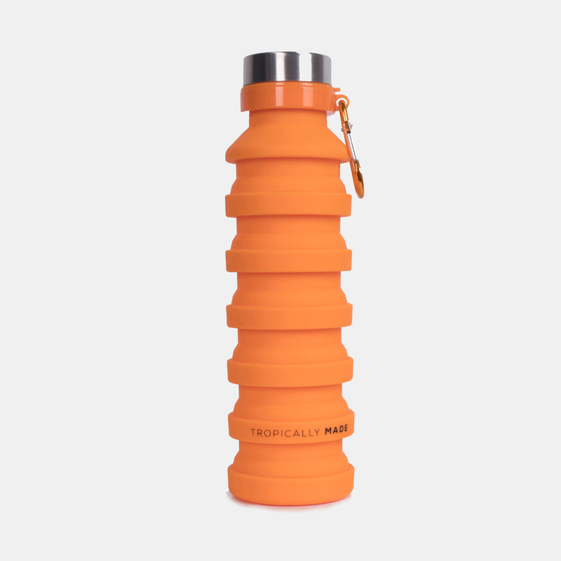Quench Collapsible Tumbler (Orange)