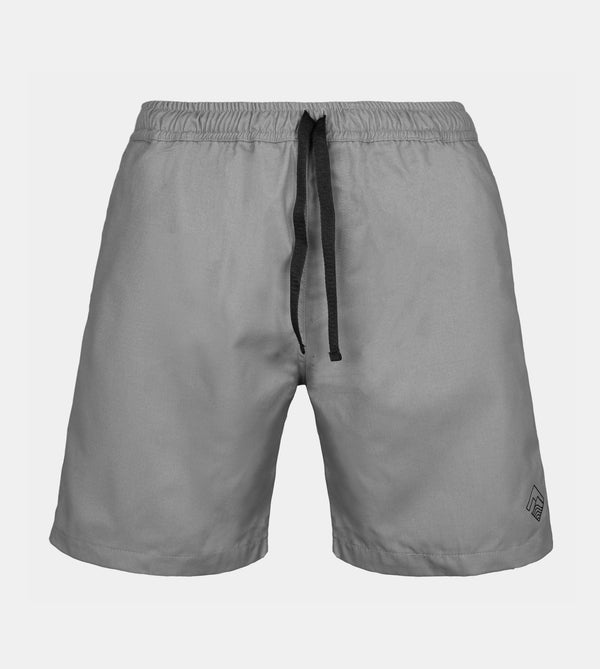Tailored Shorts (Silver Sky)