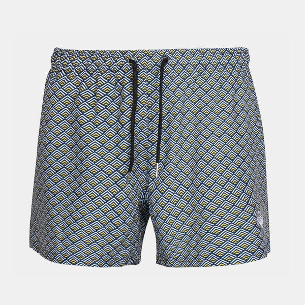 Atlantic Swim Shorts (Yellow)