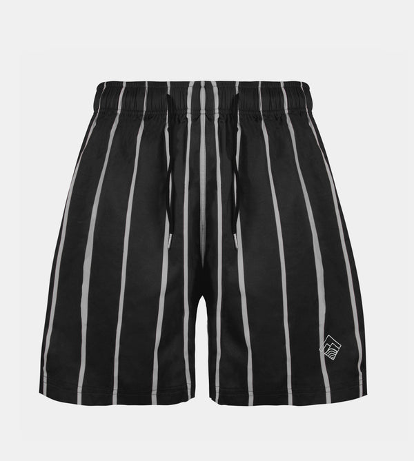 Coastline Swim Shorts (Black)