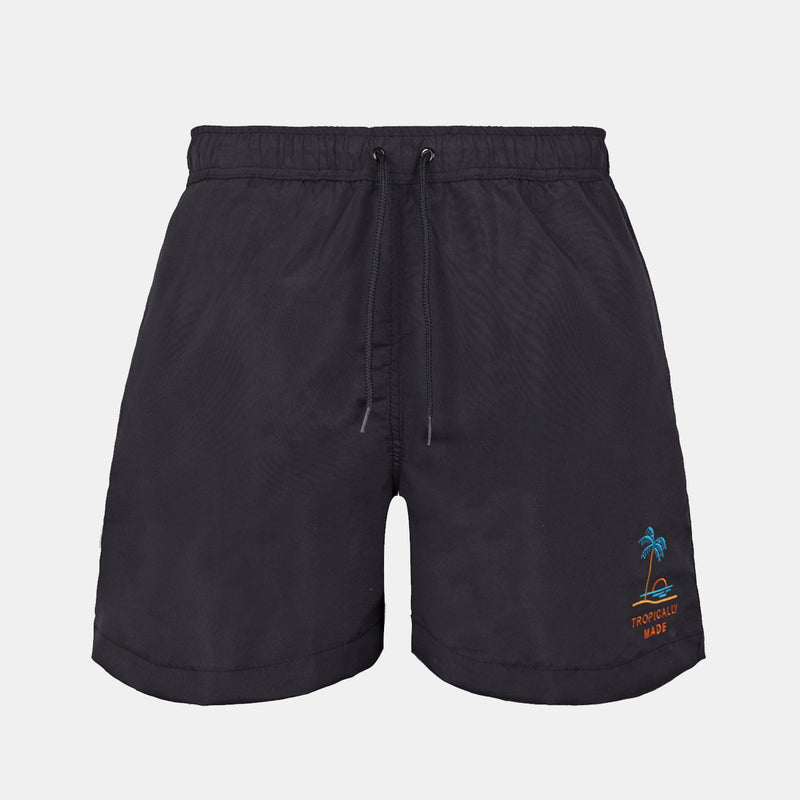 Getaway Swim Shorts (Black)