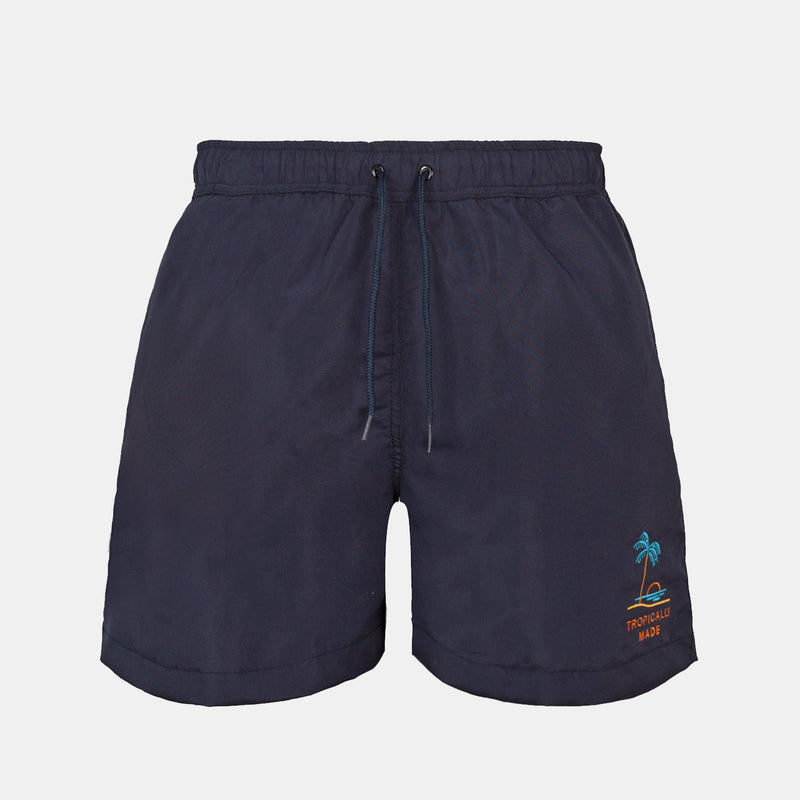 Getaway Swim Shorts (Navy Blue)