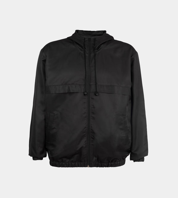 Rainfall Windbreaker (Black)