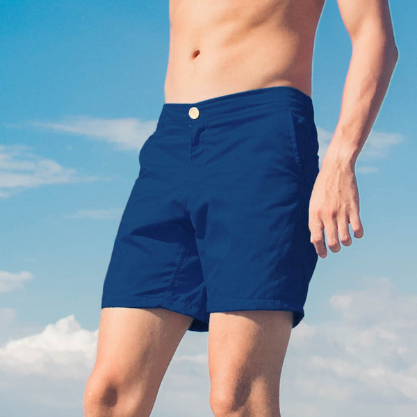 Summer Shorts (Navy Blue)