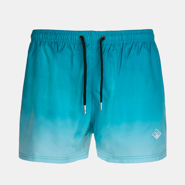 Sealine Swim Shorts (Teal Ombre)