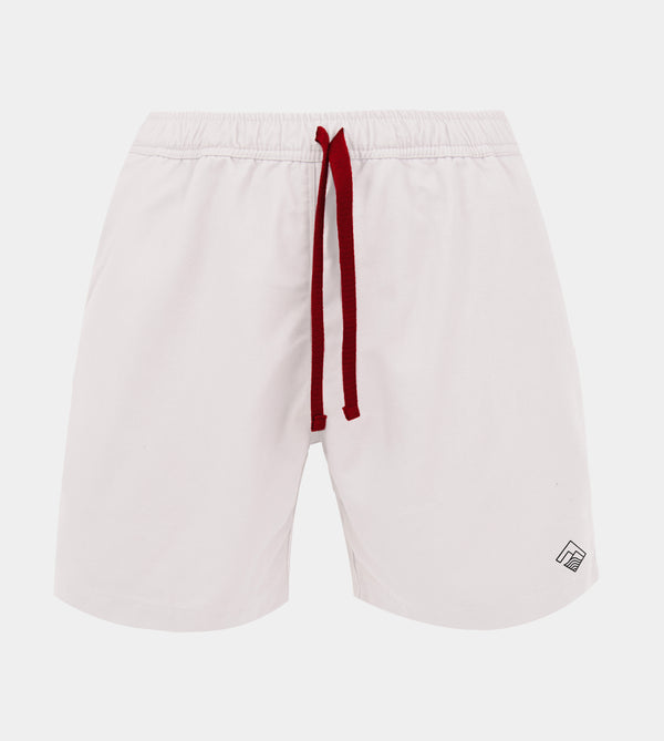 Tailored Shorts (White)