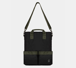 Offshore Tote Bag (Black, Fatigue)