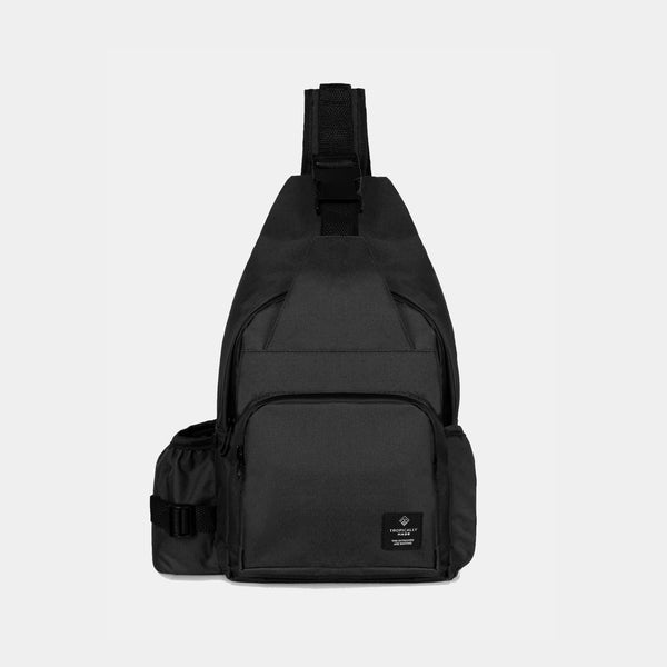 Weekender Chestbody Bag (Black)