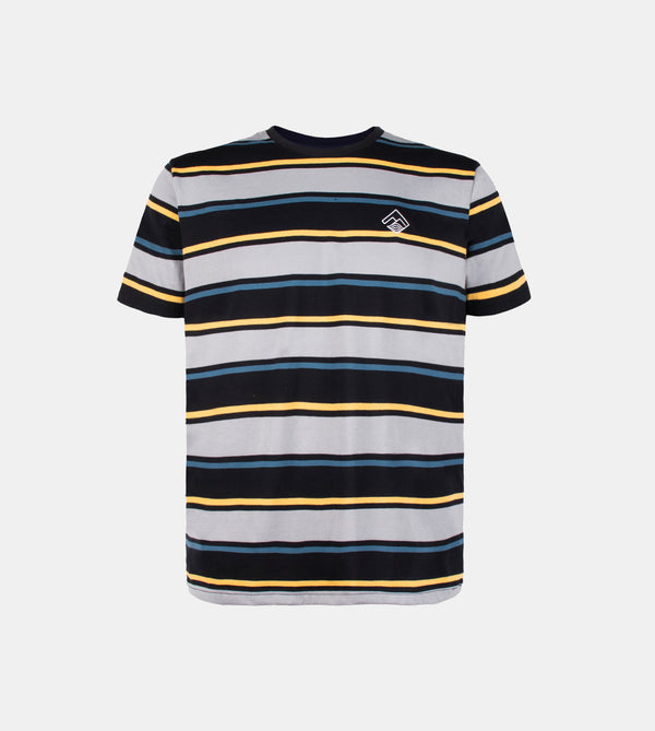 Mega Stripes Shirt (Black)