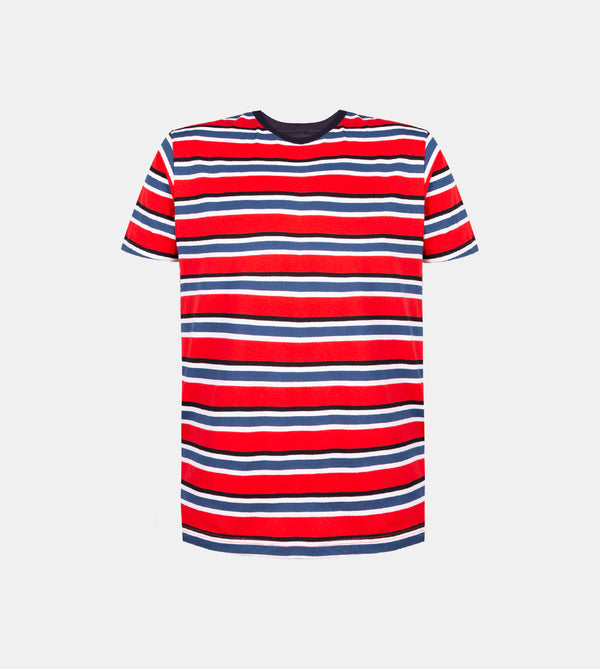 Mega Stripes Shirt (Red)