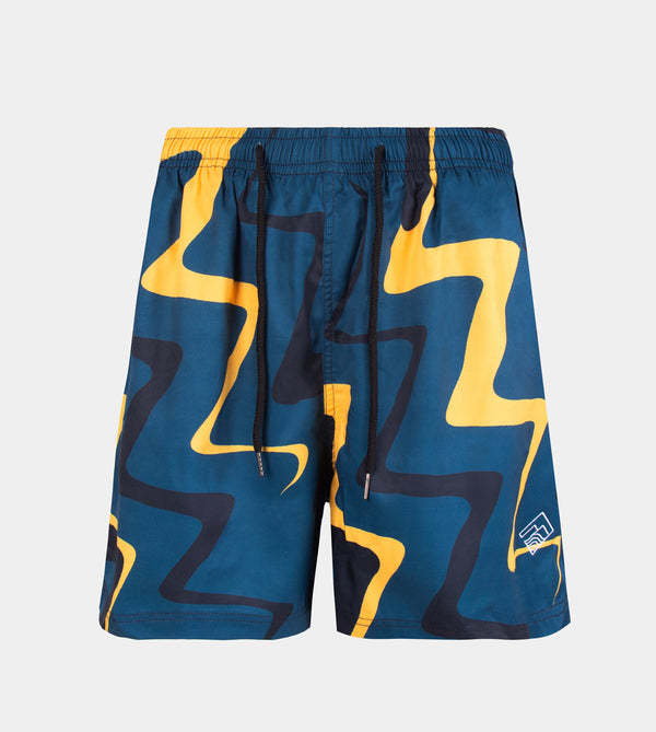 Pacific Swim Shorts (Blue)