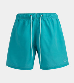Vacay Swim Shorts (Aquamarine)
