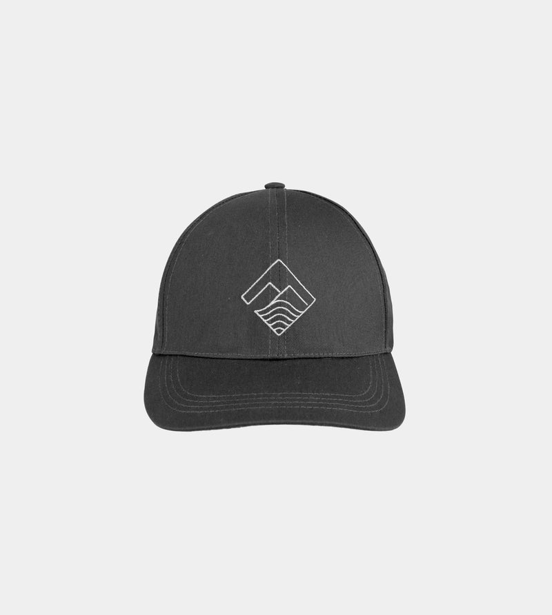 Home Run Baseball Cap (Gray)