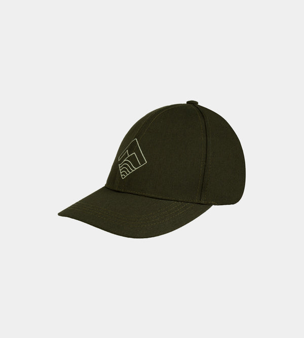 Home Run Baseball Cap (Fatigue)