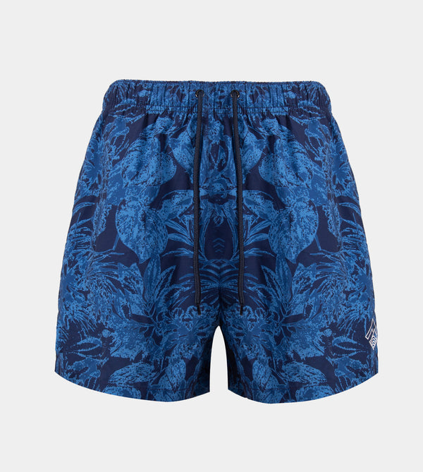 Vacay Swim Shorts (Deep Blue)
