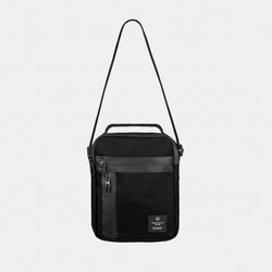 Explorer Cross Body Bag (Black)