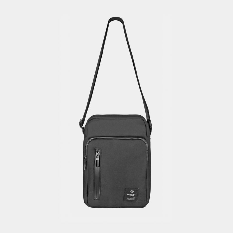 Camper Crossbody Bag (Black)