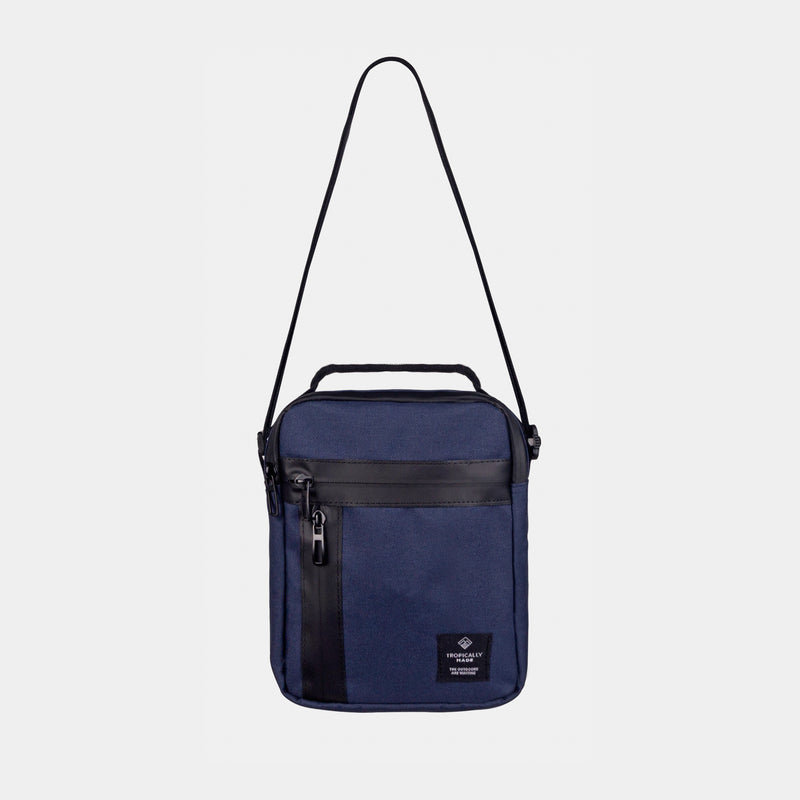 Explorer Cross Body Bag (Navy Blue)