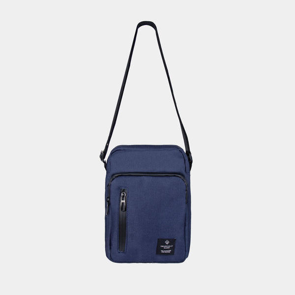 Camper Crossbody Bag (Navy Blue)