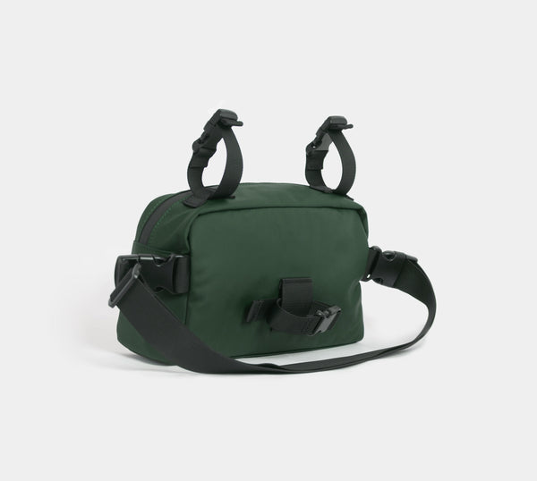 Circuit Handlebar Bag (Forest)
