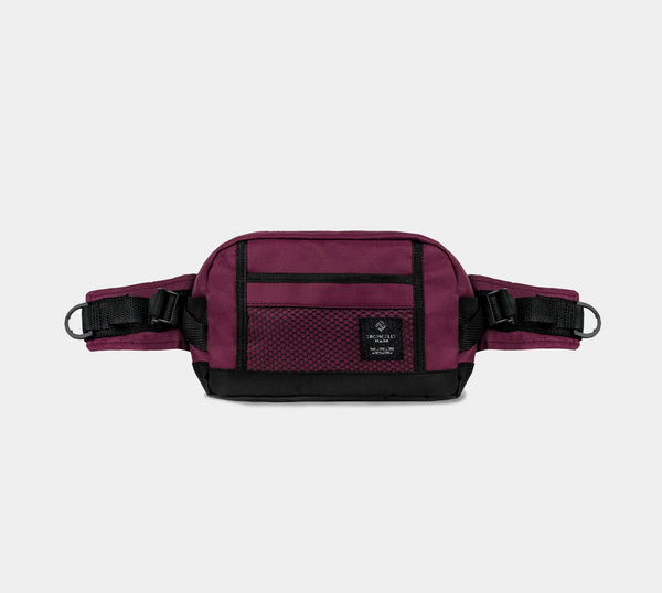 Scout Fanny Pack (Maroon)