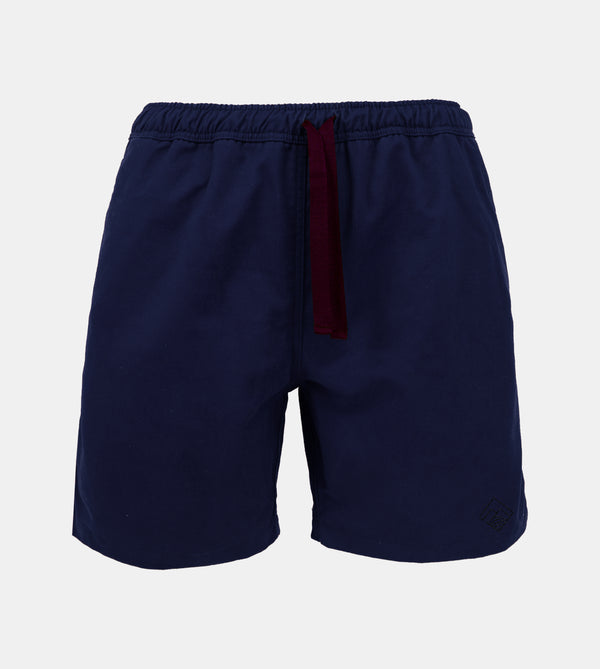 Tailored Shorts (Navy Blue)