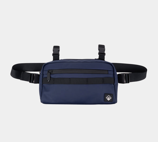 Circuit Handlebar Bag (Navy Blue)