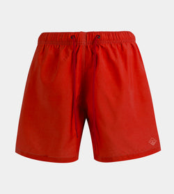 Vacay Swim Shorts (Red)