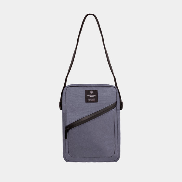 Voyager Crossbody Bag (Gray)