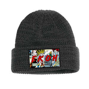 *LIMITED EDITION* Ekoh Comic Nerd Beanie