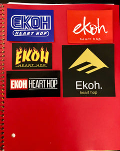 Ekoh Sticker Pack