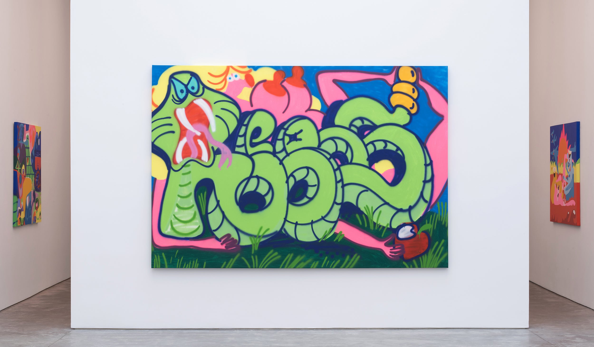 Garden of Eden: Todd James Spans His Career in New Show @ Ross + Kramer