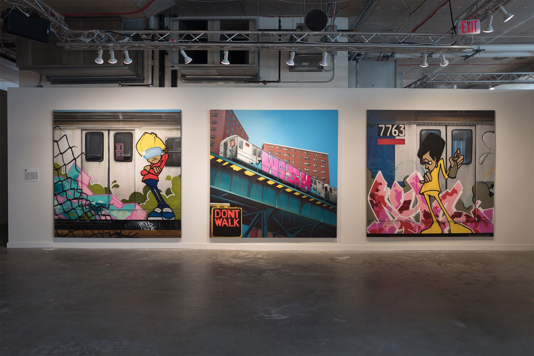 From Vandals to Vanguards, This Exhibition Shows the