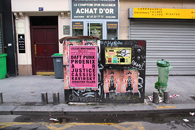 ANDRé SARAIVA'S DREAM POSTERS VARIOUS LOCATIONS AROUND THE WORD