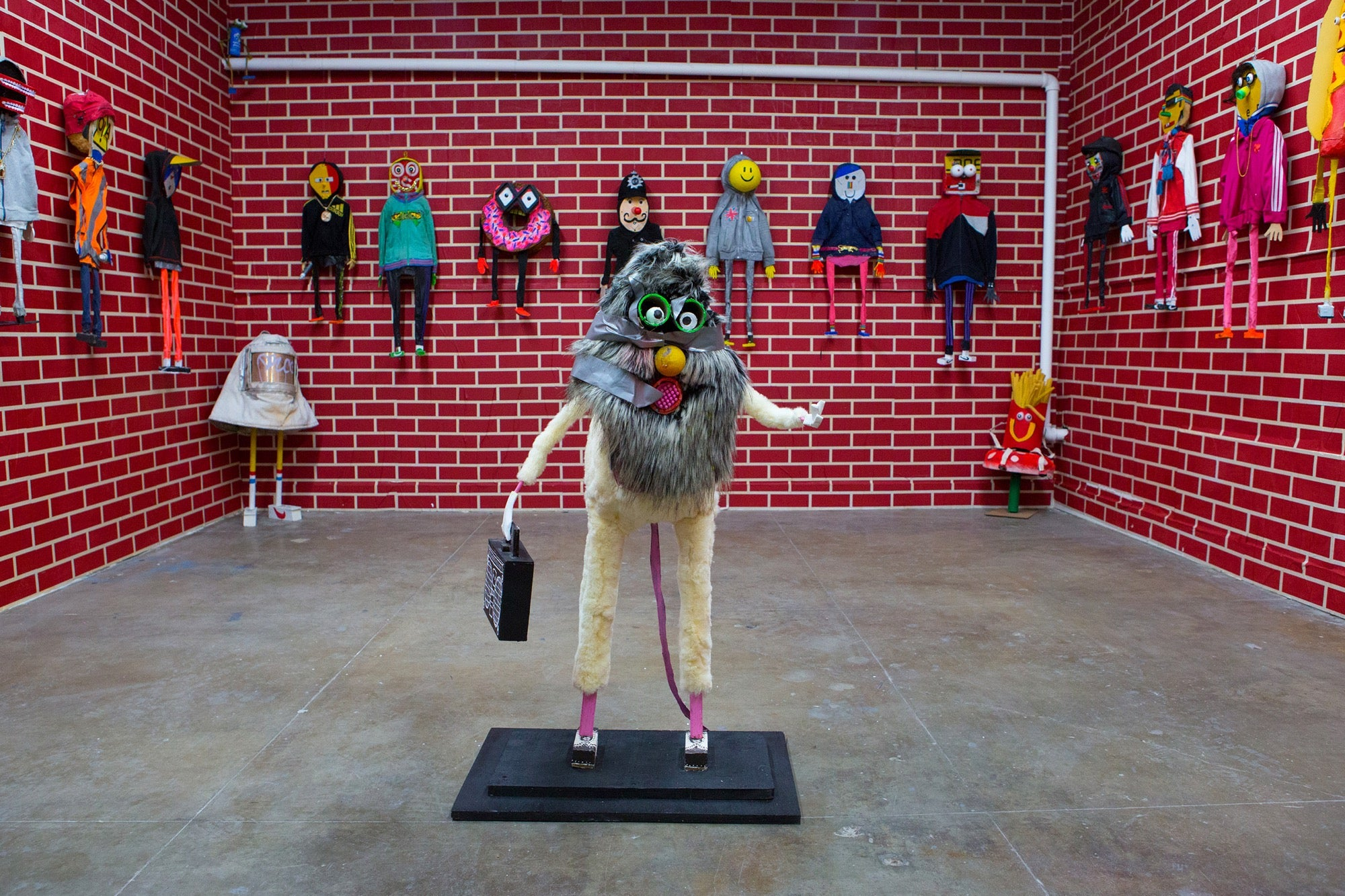 Fly Tip Theater Puppets LA 2018