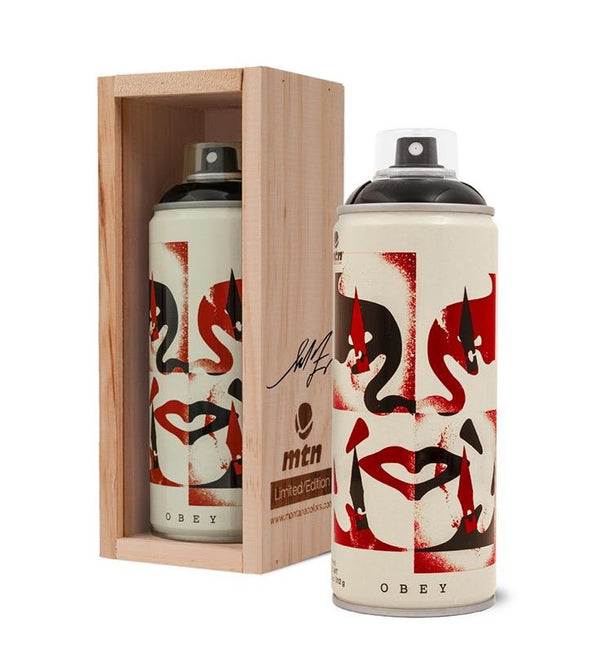 Shepard Fairey Limited Edition Montana Spray Paint - Cut It Up