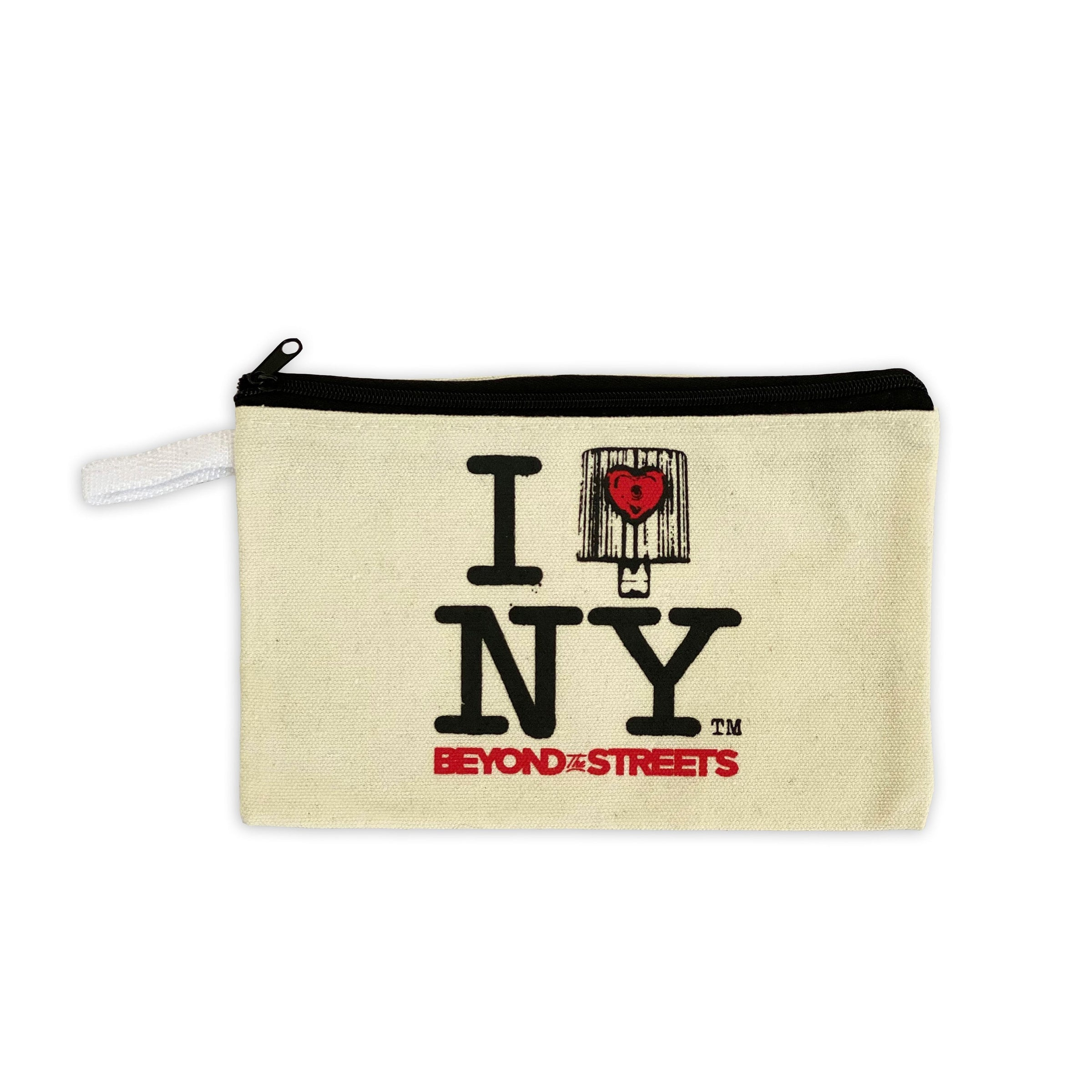 I Fat Cap NY Pencil Pouch