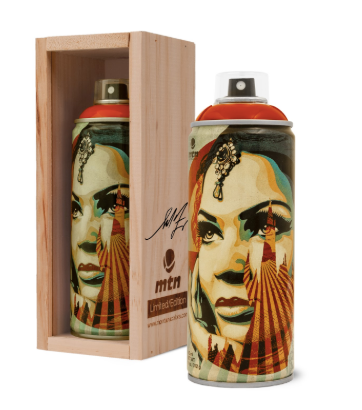 Shepard Fairey Limited Edition Montana Spray Paint - Target