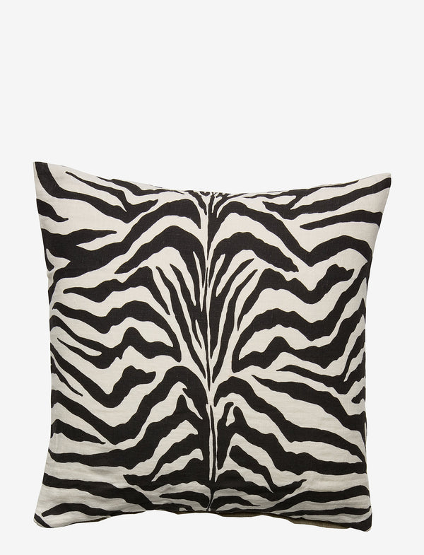 Zebra Cushion Cover 50x50 Interiør