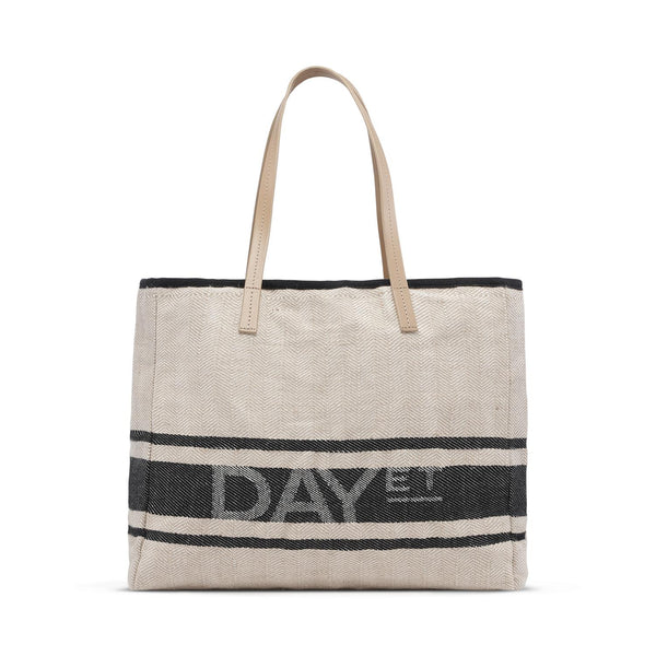 DAY ET J jute Shopper Bags
