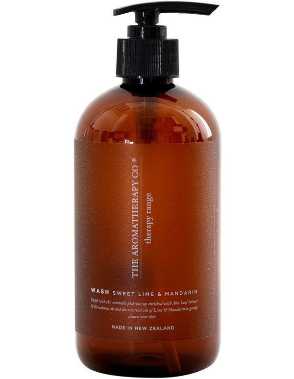 Therapy Hand Wash 500 ml- Uplift - Sweet Lime & Mandarin Interiør