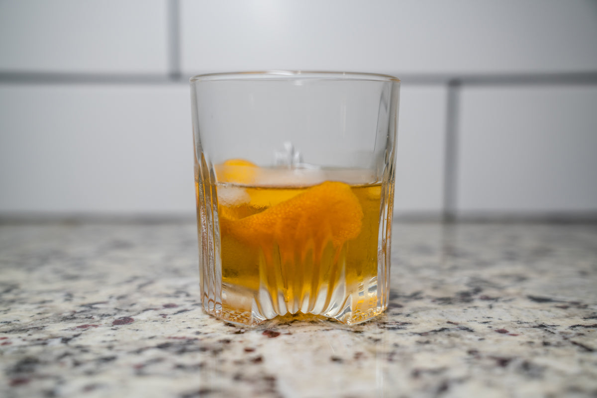 Final Smoked Old Fashioned