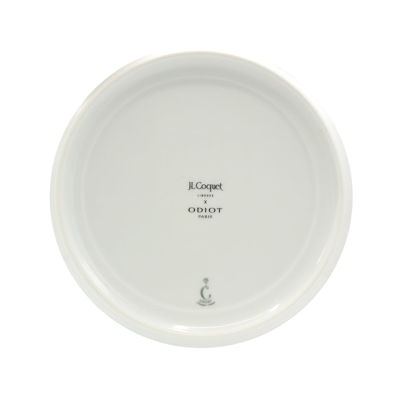 ROSACE Or - Assiette plate