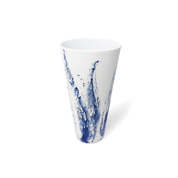 BLUE IMPRESSION - Vase droit GM