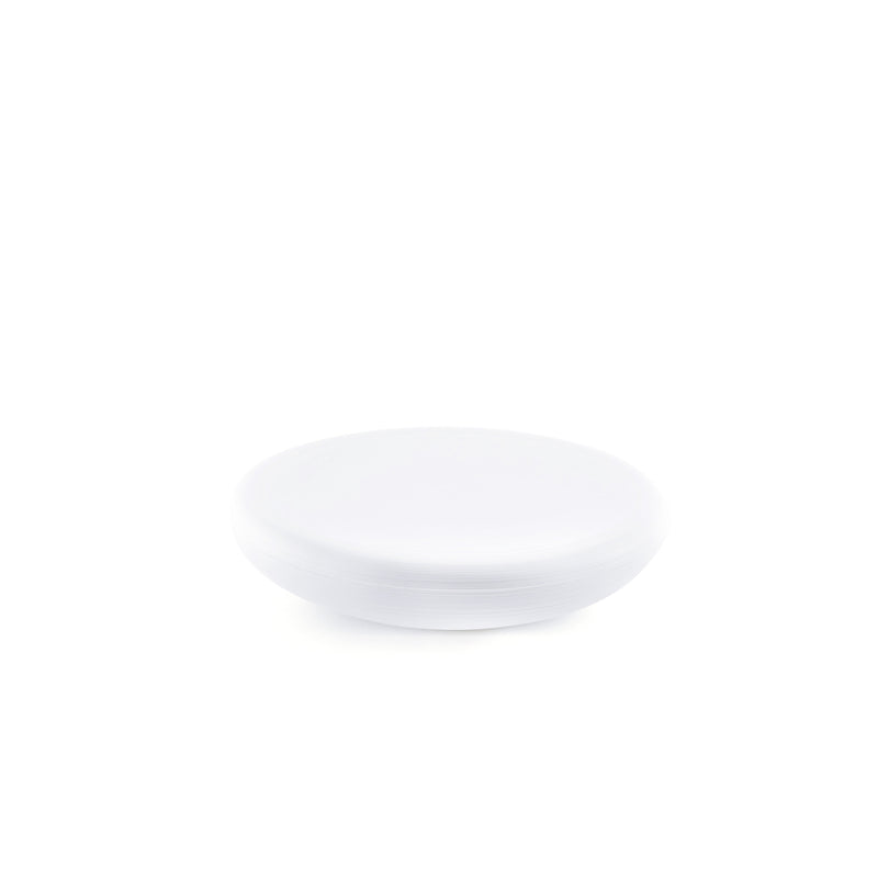HEMISPHERE Blanc satiné  - Assiette plate mini Bubble