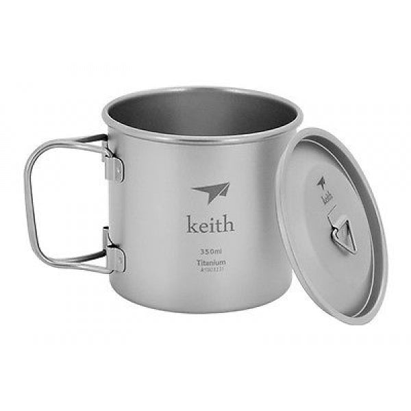 KEITH Titan 350ml Tasse - HikerHaus